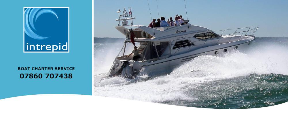 River Hamble Boat Charter